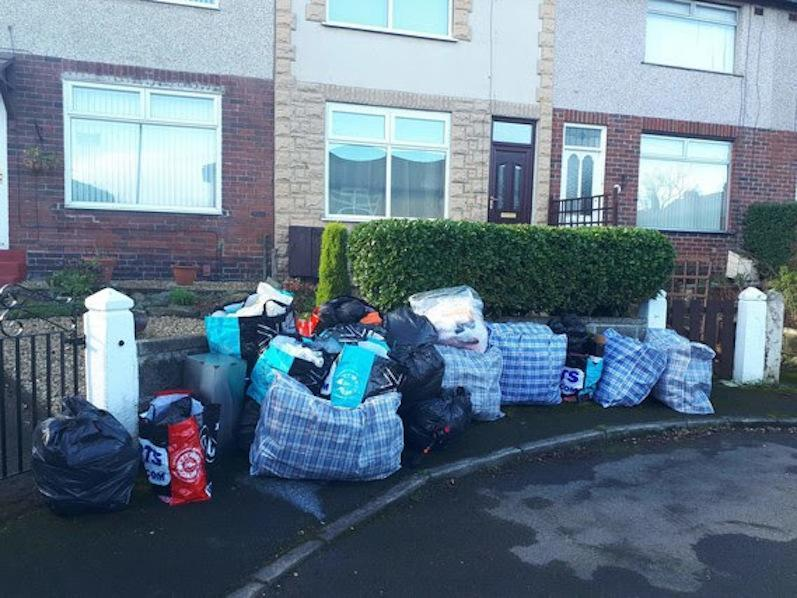 Landlord Antanas Klibavicius was fined for throwing his tenant's possessions on the street outside his property. (Reach)