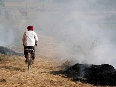 Ill-effects of stubble burning in Punjab and Haryana not limited to Delhi or NCR; it grips entire country, impacts climate system