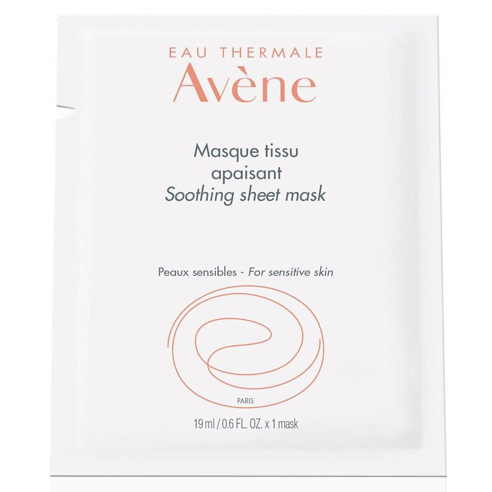 """<p>Always on the go, a busy Gemini can easily fall behind on their skin routine. Sheet masks, such as this soothing pack of five from Avène, are an ideal quick and easy way to reap the benefits of the facial without making the user late for a date.</p> <p><strong>$42 for five</strong> (<a href=""""https://shop-links.co/1692402194516082027"""" rel=""""nofollow"""" target=""""_blank"""">Shop Now</a>)</p>"""