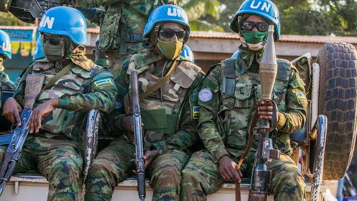 United Nations Multidimensional Integrated Stabilization Mission in the Central African Republic (MINUSCA)