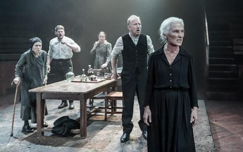 Blood Wedding at the Young Vic - Credit: Marc Brenner