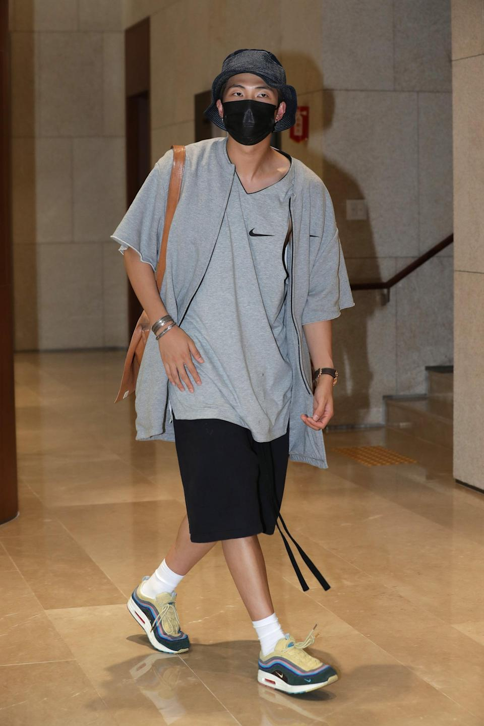 RM's High/Low Bucket Hat Fit