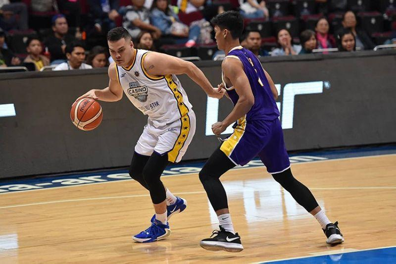 Cebuano big man Will McAloney helps South beat North in MPBL All Star game