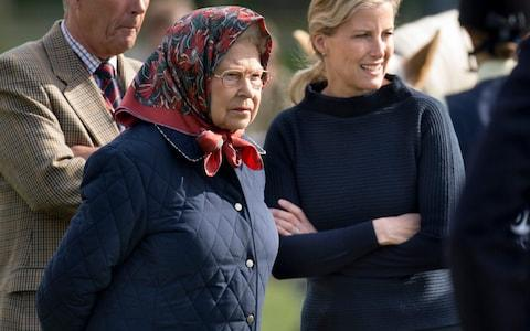 The Queen regularly attends the show each year
