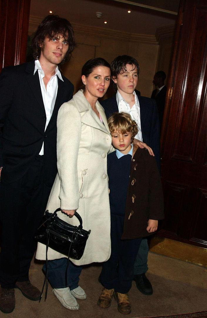 <p>Rafferty Law is the son of fashion designer Sadie Frost and actor Jude Law. He was born October 6, 1996. </p>
