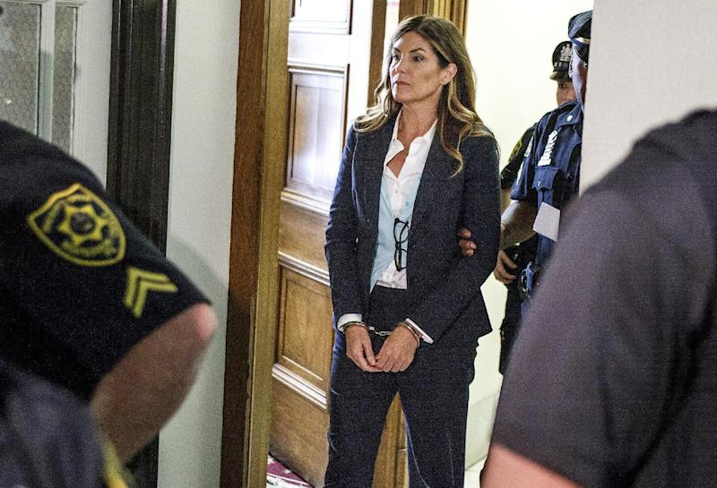 Former Attorney General Kathleen Kane sentenced to jail for perjury and obstruction