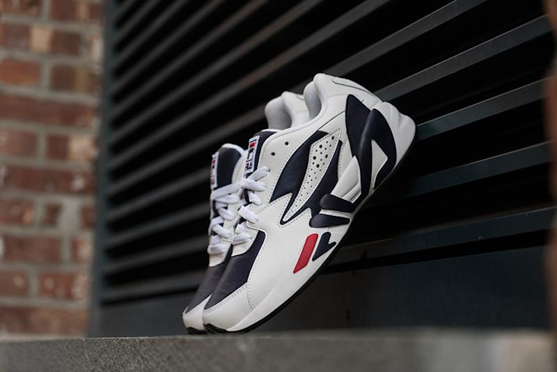Fila Is Bringing Back Its 1995 Mindblower Logo Sneakers   It s Completely  On-Trend 91d9fa038005f