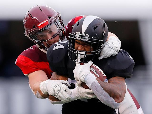 Could the AAF become a viable minor league for the NFL? (Getty)