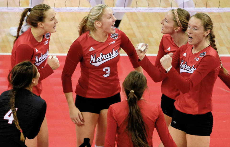 Best sport: women's volleyball. Trajectory: down. The Cornhuskers recorded their worst overall season in Learfield Cup history, finishing 48th. This was the third straight year Nebraska has declined after finishing 27th in 2016. A 4-8 football season obviously was a problem, but there were several others. Spring sports provided little, and volleyball was the only fall sport to score at all.