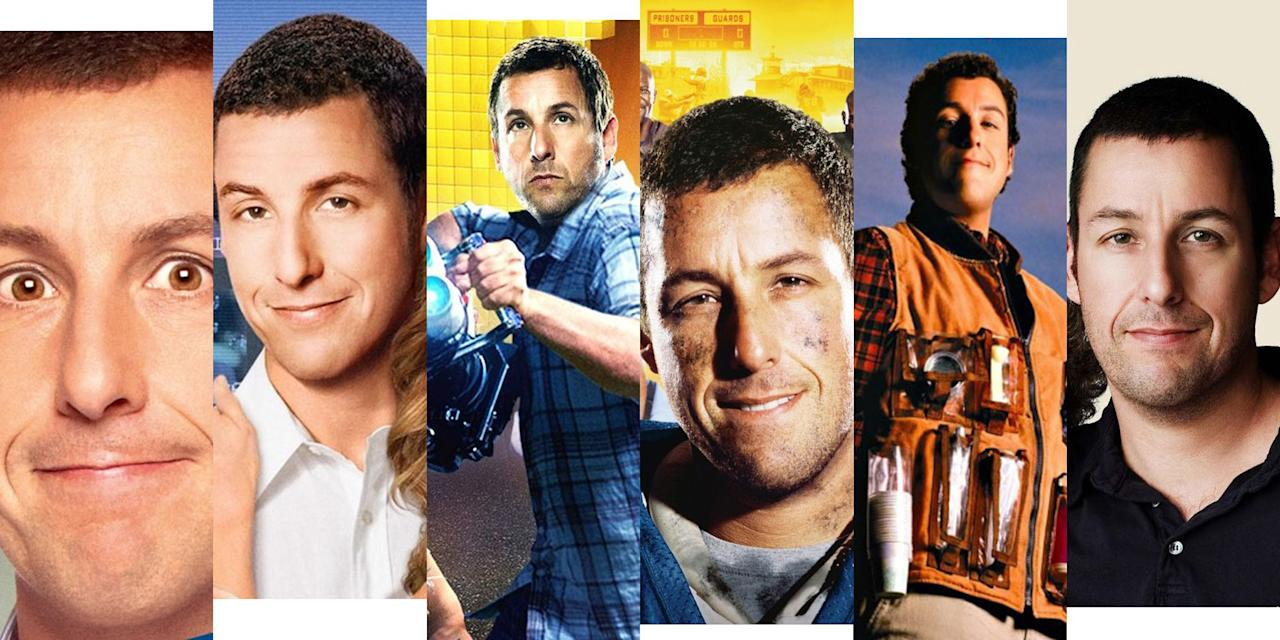 <p>Most young adults today had their young comedy minds shaped by Adam Sandler movies. Whether it was <em>Happy Gilmore</em> or <em>Waterboy</em> or <em>Billy Madison</em>, Sandler's peak came at a formidable time in the lives of millennials and Gen X. But as we grew up, Sandler stayed the same, cranking out his juvenile, sometimes problematic, sometimes brilliant jokes for going on three decades. It hasn't all been good—in fact a majority of it hasn't been. Though the memorable times are truly memorable, making Sandler our favorite film equivalent of junk food.</p>