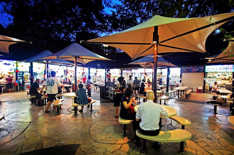 Irresistible Singaporean street food can be found at Newton food centre. Source: Singapore Tourism Board The ultimate Crazy Rich Asians guide to Singapore