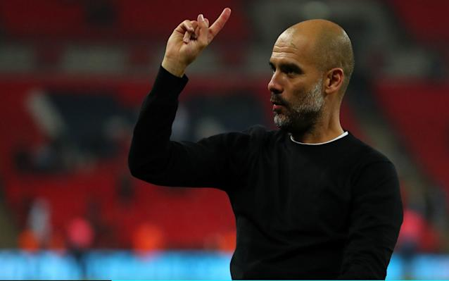 "Pep Guardiola is expected to sign at least a one-year contract extension at the end of the season as Kevin De Bruyne urged the Manchester City manager to make more signings this summer to help take the new Premier League champions to ""another level"". Guardiola is out of contract at the end of next season but there is optimism he will agree an extension that ties him to the Etihad Stadium until at least June 2020. City's hierarchy were talking privately about wanting to keep Guardiola for a decade long before Sunday's coronation and would like him to sign a much longer-term deal. They have talked previously about the freedom Guardiola has been given in Manchester and how the job is far removed from the acute political pressure that came with managing Barcelona, where the 47-year-old spent four years as coach before taking a 12-month sabbatical, and in many ways Bayern Munich, where he was in charge for three years. Guardiola is determined to finish the final five games of the season with a flourish as he bids to smash the record Premier League points haul – set by Chelsea in 2004-05 – by becoming the first to reach the 100-point barrier. But preparations for next season are already well under way, with City targeting three signings, not least a defensive midfielder and versatile forward, and De Bruyne hopes further recruits will help the club retain the title and propel them to new heights in the Champions League after quarter-final and last-16 eliminations by Liverpool and Monaco. ""Of course it's important for the club to add new players and to keep getting stronger,"" the City midfielder said. ""That's true for all teams. We have a great group of players right now and, with a few additions here and there, hopefully that will take us on to another level. ""Competition will be even tougher next season and we have to be ready for that. Not only in the Premier League but in the Champions League and the cup competitions too. If we want to keep achieving I think competition for places is a good thing and only makes you try to improve as a player. Manchester City player ratings for Premier League title winning season ""That [Europe] is the next step for us. I think we have played some great games in the Champions League and we've not been too far away. Maybe we haven't gone as far as we would have liked, but there have been performances along the way that show we could do something special in the future."" De Bruyne believes the young age profile of the squad ensures there is plenty of room for growth. ""The club has planned for this and we want to make that [sustained success] happen now,"" he said. ""It's no coincidence that the type of players brought in over the last year or two have all been of a similar age and we will look to build as a group together. The feeling amongst the squad is great. We have enjoyed the season a lot but there is work to do if we want to achieve more in future. That can be the trickiest thing in football, to not only win but keep winning. Having such a young squad will hopefully help us to achieve that."" Striker Sergio Agüero praised Guardiola. ""This is my third title with City and it's just a relief not to have to wait to the final day this time!"" ""This season has been incredible and the football we've played has been the best I've been involved with while at the club,"" he said. ""We have scored great goals, played fantastic football and learned together under Pep. Now, the trick is making sure we kick on again next season and come back even stronger."""