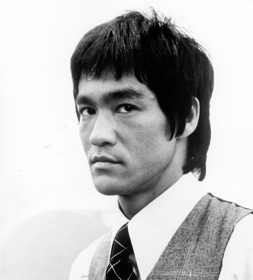CIRCA 1970: Photo of Bruce Lee. (PHOTO: Michael Ochs Archives/Getty Images)