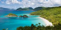 """<p>Widely considered one of the best beaches in the US Virgin Islands, <a href=""""https://www.tripadvisor.com/Attraction_Review-g147411-d147590-Reviews-Trunk_Bay-Virgin_Islands_National_Park_St_John_U_S_Virgin_Islands.html"""" rel=""""nofollow noopener"""" target=""""_blank"""" data-ylk=""""slk:Trunk Bay"""" class=""""link rapid-noclick-resp"""">Trunk Bay</a> is the pride of St. John, which was named one of the <a href=""""https://www.travelandleisure.com/worlds-best/islands-in-caribbean#st-john-us-virgin-islands"""" rel=""""nofollow noopener"""" target=""""_blank"""" data-ylk=""""slk:top Caribbean islands"""" class=""""link rapid-noclick-resp"""">top Caribbean islands</a> by <em>Travel & Leisure</em>.</p><p>Located in Virgin Islands National Park, this spectacular strand is known for its azure waters, soft white sands, and 225-yard-long underwater snorkeling trail.</p><p><a class=""""link rapid-noclick-resp"""" href=""""https://go.redirectingat.com?id=74968X1596630&url=https%3A%2F%2Fwww.tripadvisor.com%2FHotel_Review-g147410-d151082-Reviews-Gallows_Point_Resort-Cruz_Bay_St_John_U_S_Virgin_Islands.html&sref=https%3A%2F%2Fwww.redbookmag.com%2Flife%2Fg34756735%2Fbest-beaches-for-vacations%2F"""" rel=""""nofollow noopener"""" target=""""_blank"""" data-ylk=""""slk:BOOK NOW"""">BOOK NOW</a> Gallows Point Resort</p><p><a class=""""link rapid-noclick-resp"""" href=""""https://go.redirectingat.com?id=74968X1596630&url=https%3A%2F%2Fwww.tripadvisor.com%2FHotel_Review-g147410-d1935577-Reviews-Cruz_Bay_Boutique_Hotel-Cruz_Bay_St_John_U_S_Virgin_Islands.html&sref=https%3A%2F%2Fwww.redbookmag.com%2Flife%2Fg34756735%2Fbest-beaches-for-vacations%2F"""" rel=""""nofollow noopener"""" target=""""_blank"""" data-ylk=""""slk:BOOK NOW"""">BOOK NOW</a> Hotel Cruz Bay</p>"""
