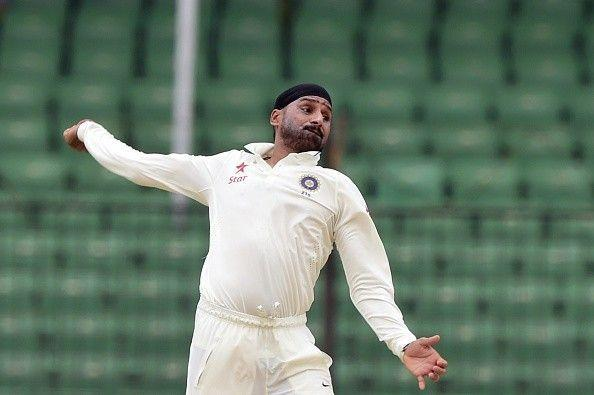 Harbhajan Singh has 42 wickets in seven matches against South Africa