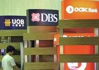 Single-digit loan growth looms over Singapore banks in 2013
