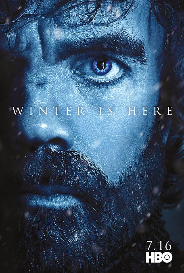 <p>Peter Dinklage as Tyrion Lannister in HBO's <i>Game of Thrones</i>.<br /><br />(Credit: HBO) </p>