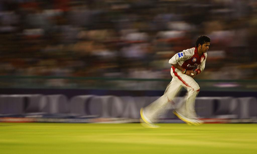 <p>Sreesanth started his cricketing career as a leg-spinner, with his future captain Anil Kumble as role model. </p>