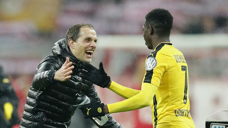 Tuchel ushers Dortmund back to the well after Bayern triumph