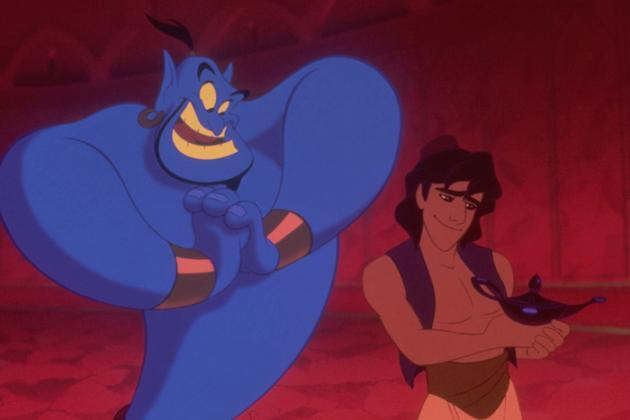 'Aladdin' Director Remembers How Robin Williams Changed ...