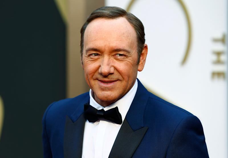 Kevin Spacey has been accused by multiple people of sexual misconduct.  (Photo: Lucas Jackson/Reuters)