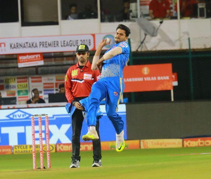 V Koushik could be a differential for Kings XI Punjab