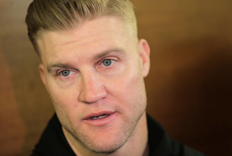 Philadelphia Eagles sign former New York Jets QB Josh McCown