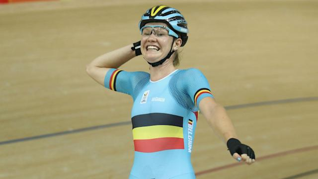 Belgium's Jolien D'hoore and Lotte Kopecky went down in the record books in Hong Kong, while it was a great day for Russia.