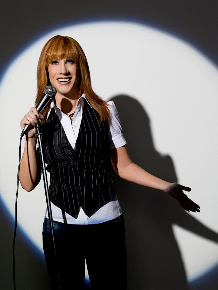 Kathy Griffin stars in Kathy Griffin: My Life on the D-list.