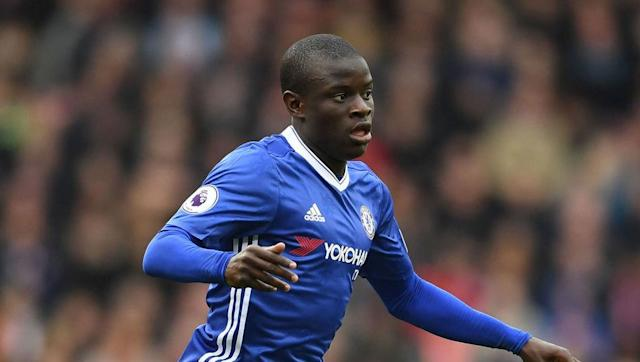 <p>Fresh from Leicester's history-making Premier League triumph, it looks as though N'Golo Kante is going to win back to back Premier League titles.</p> <br><p>Since his move from Leicester for £30m, fans were sceptical as to whether Kante's season was a one off, but he has proved the doubters wrong and assured his followers that he is one of the best defensive midfielders in the game, even drawing comparisons to defensive midfield royalty, Claude Makélélé.</p> <br><p>70% of the Earth is covered by water, the rest is covered by Kante. </p>