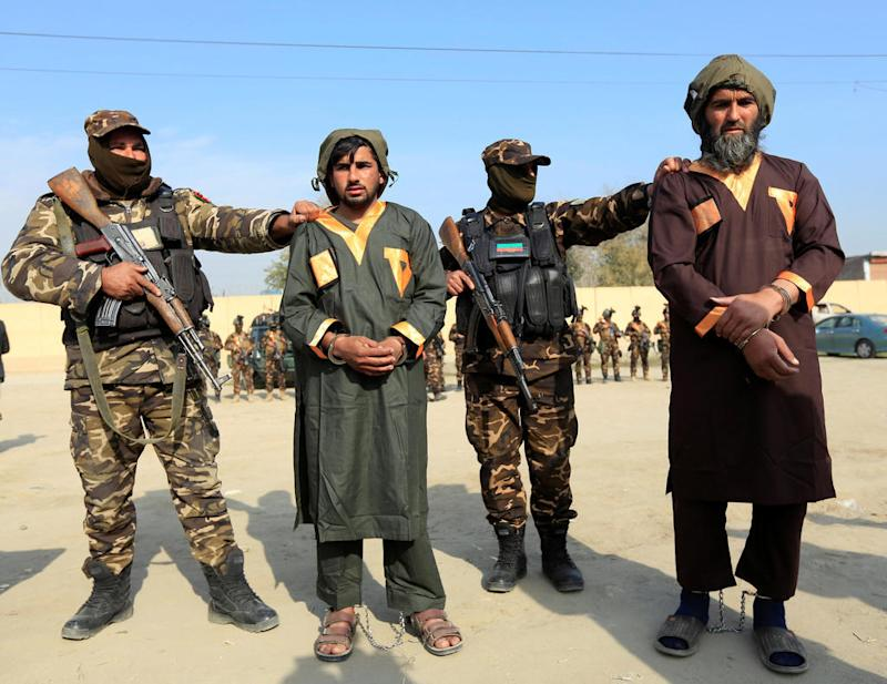 Dozens of Afghan security forces killed in Taliban attack