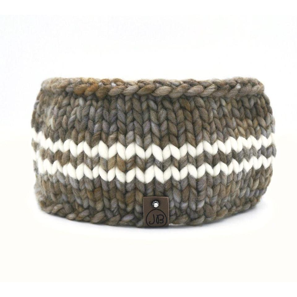 """<p><strong>JustBecozy</strong></p><p>etsy.com</p><p><strong>$59.00</strong></p><p><a href=""""https://go.redirectingat.com?id=74968X1596630&url=https%3A%2F%2Fwww.etsy.com%2Flisting%2F875900486%2Fheadband-zigzag-laguna-natural-hand&sref=https%3A%2F%2Fwww.bestproducts.com%2Flifestyle%2Fg37625671%2Fstepmom-gift-ideas%2F"""" rel=""""nofollow noopener"""" target=""""_blank"""" data-ylk=""""slk:Shop Now"""" class=""""link rapid-noclick-resp"""">Shop Now</a></p><p>A handmade gift is always a good choice. This headband is hand-knit with 100% merino wool, so it's incredibly soft (and won't be itchy!). It's wide enough to cover her ears on chilly or windy days, and it'll also keep her hair out of her face when the breeze picks up.<br><br>This Etsy shop takes custom orders, too, so you can get her a headband or <a href=""""https://go.redirectingat.com?id=74968X1596630&url=https%3A%2F%2Fwww.etsy.com%2Flisting%2F885336651%2Fslouchy-hat-dark-purple-hand-knitted-100%3Fref%3Dshop_home_recs_27%26frs%3D1&sref=https%3A%2F%2Fwww.bestproducts.com%2Flifestyle%2Fg37625671%2Fstepmom-gift-ideas%2F"""" rel=""""nofollow noopener"""" target=""""_blank"""" data-ylk=""""slk:slouchy beanie"""" class=""""link rapid-noclick-resp"""">slouchy beanie</a> in her favorite colors.</p>"""