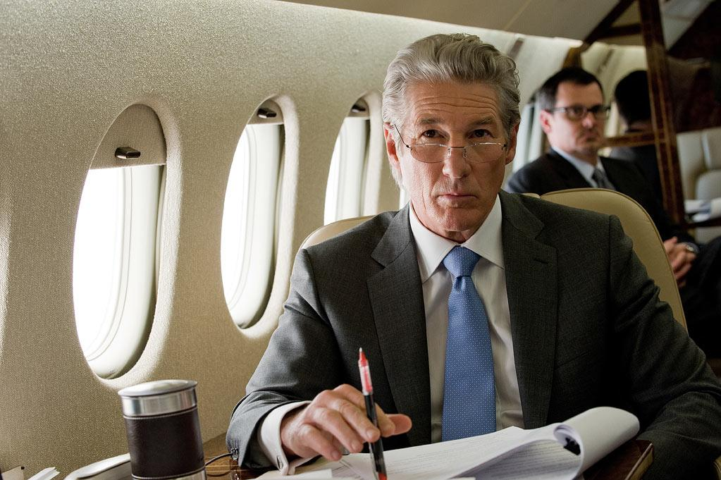 """ Arbitrage "" Release date: September 14 Starring: Richard Gere and Susan Sarandon"