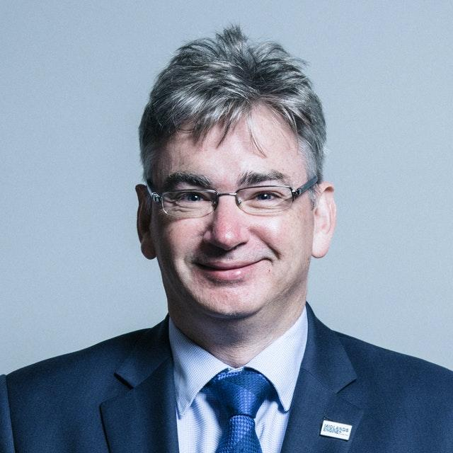 Julian Knight is the chair of the DCMS Committee