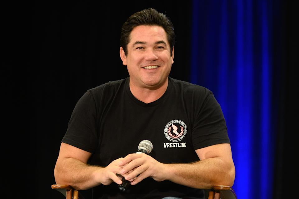ROSEMONT, ILLINOIS - AUGUST 24: Dean Cain attends Wizard World Comic Con Chicago at Donald E. Stephens Convention Center on August 24, 2019 in Rosemont, Illinois. (Photo by Daniel Boczarski/Getty Images )