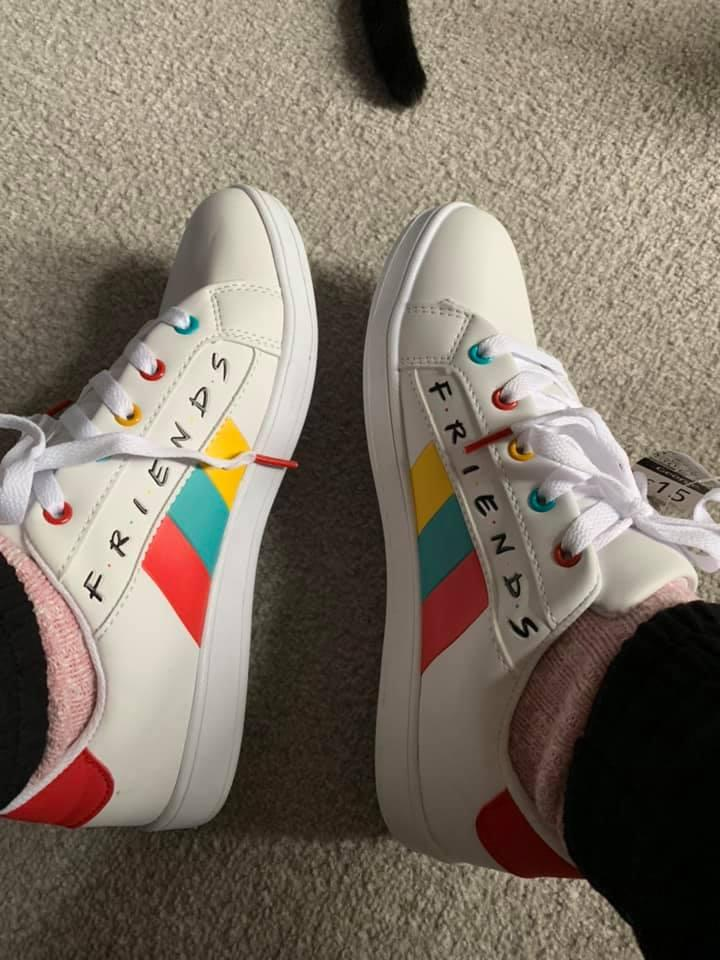 Friends trainers