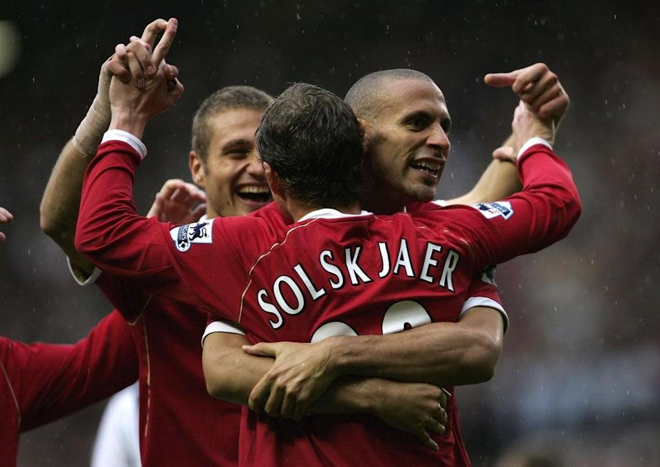 Rio Ferdinand has urged Ole Gunnar Solskjaer to get in touch with him  (Getty Images)