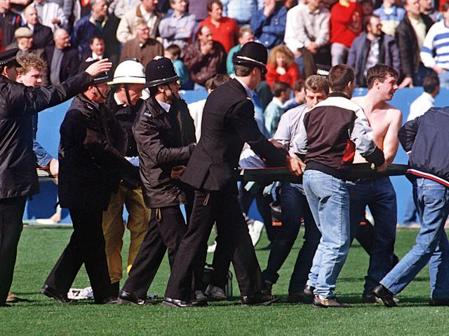 Hillsborough disaster: CPS will not charge five police officers over deaths of 96 Liverpool fans