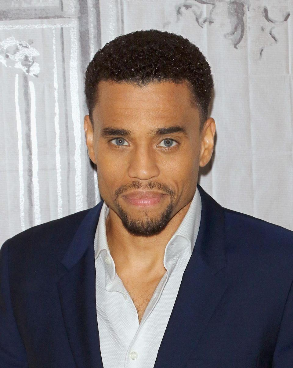 <p>Michael Ealy's chest hair is on the thinner side, but that doesn't mean the actor displays it any less. Ealy loves a deep neckline. </p>