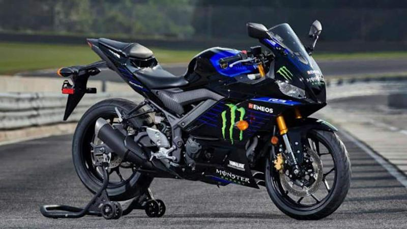2021 Yamaha YZF-R3 Monster Energy MotoGP Edition unveiled in USA