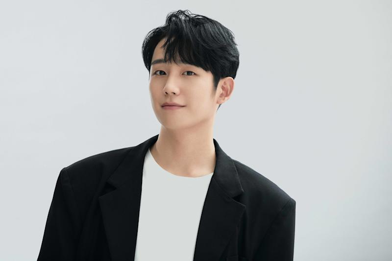 South Korean actor Jung Hae-in. (Photo provided on 4 September 2020 via Netflix courtesy of FNC Entertainment)