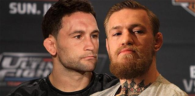 Conor McGregor Tried to Fight Frankie Edgar at UFC 222, But Was Denied