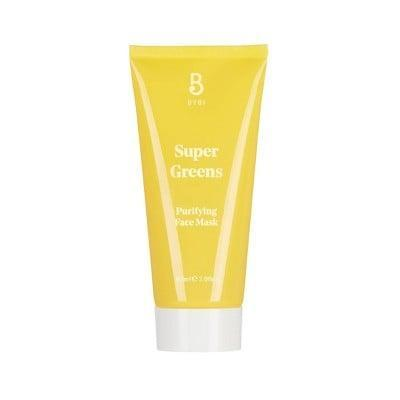 "<p>The ""supergreens"" in the <span>BYBI Supergreens Clay Face Mask</span> ($28) are broccoli and tomato, which, combined with kaolin clay, help reduce oil production in oily and acne-prone skin types.</p>"
