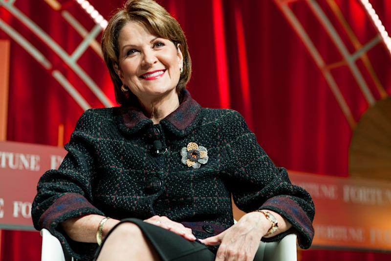 Marillyn Hewson, Chairman, President, and CEO of Lockheed Martin