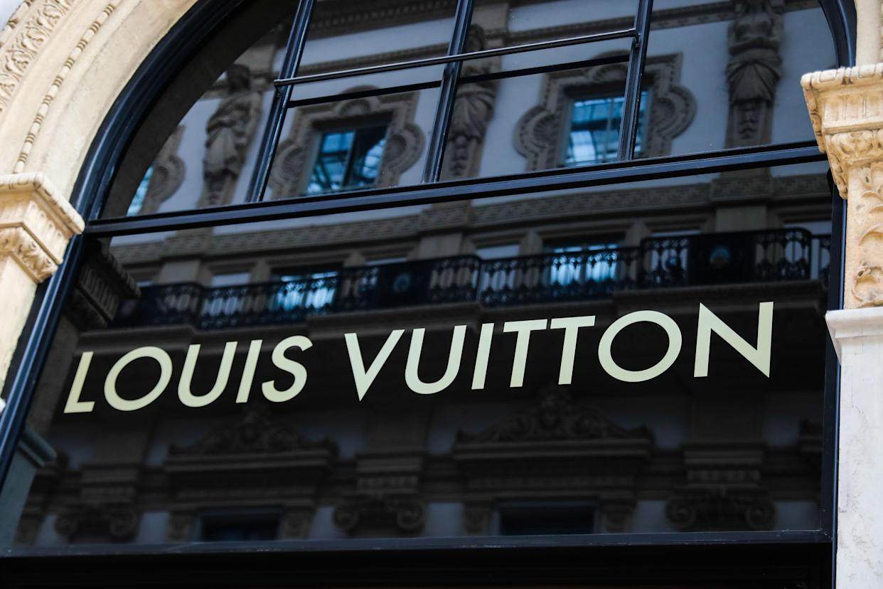 Luxury stocks rise as LVMH results signal strong demand