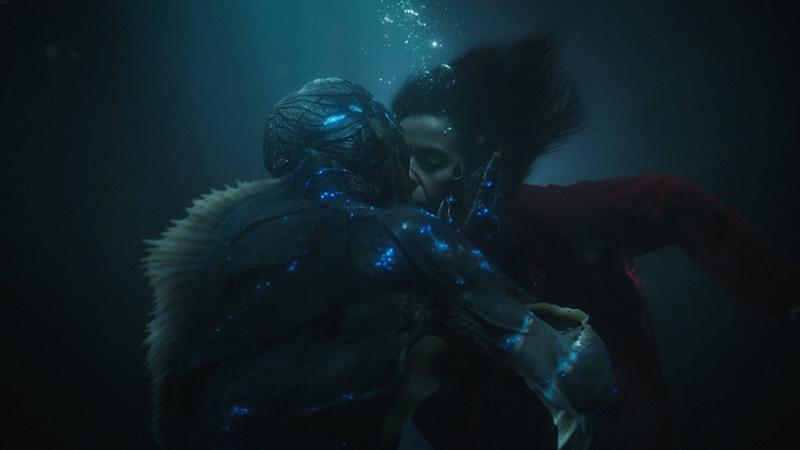 How The Shape Of Water Fx Team And Guillermo Del Toro Built A