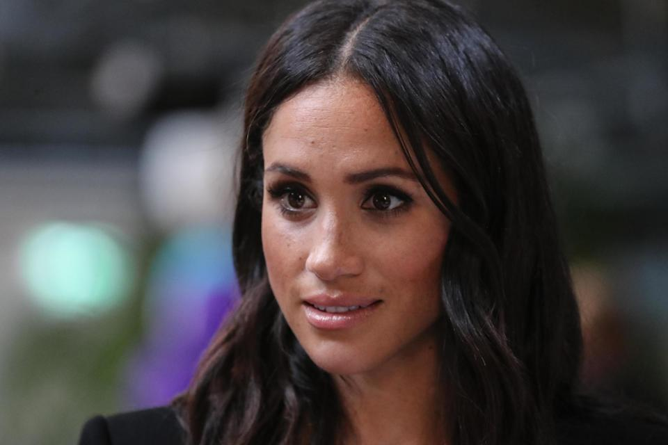 The Duchess of Sussex is set to carry out her first solo royal engagement (Getty Images)