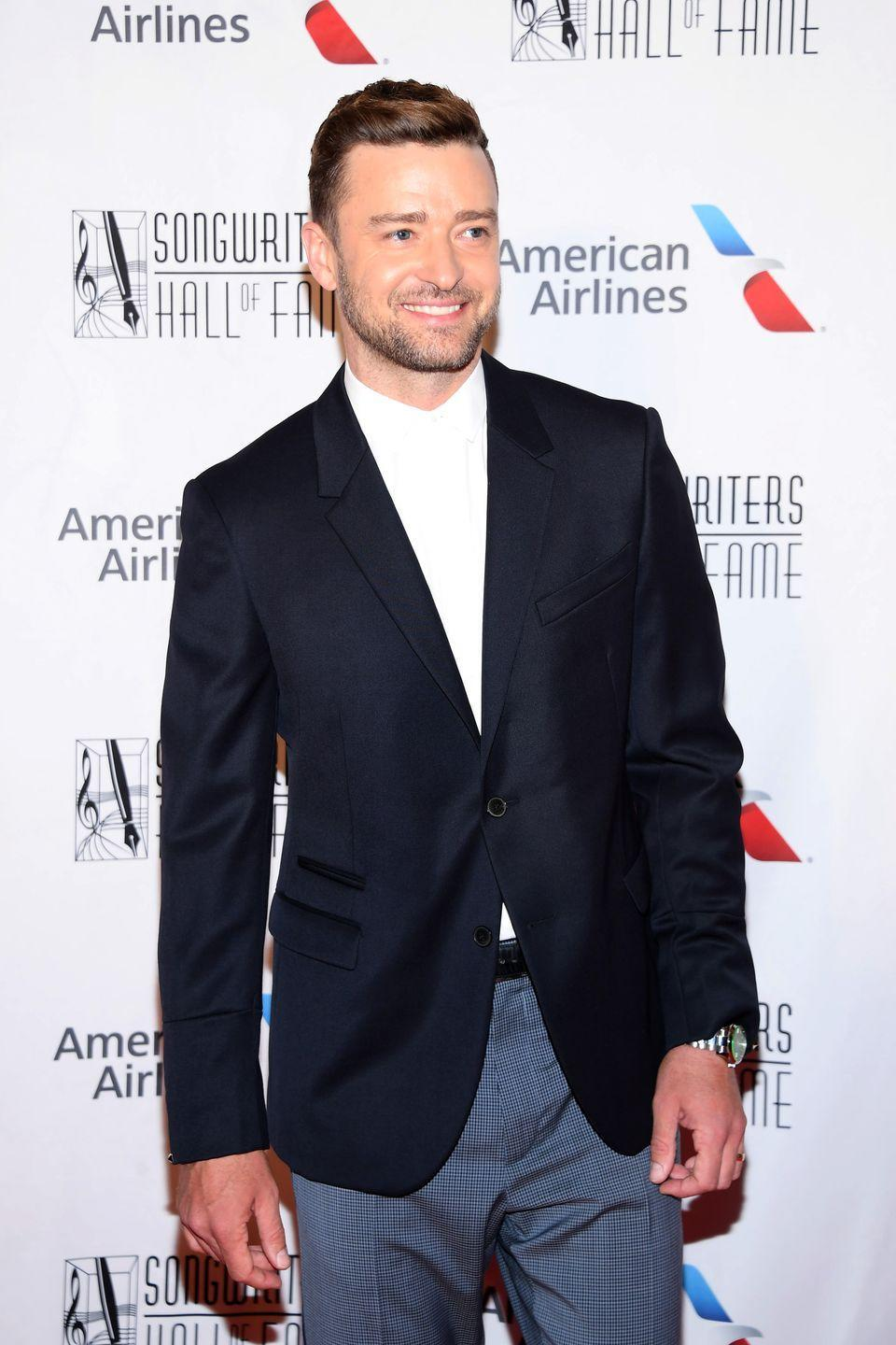 <p>JT is still a big pop star, but he's gone a bit folksy (see: his 2018 studio album <em>Man of the Woods</em>) and is now married to actress Jessica Biel (shout-out to another '90s star!), with whom he has two sons, Silas and Phineas. </p>