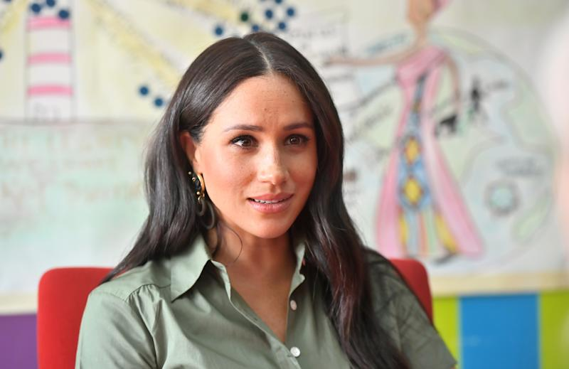 Meghan Markle's Close Friend Opened Up About Watching Her Face Media Scrutiny
