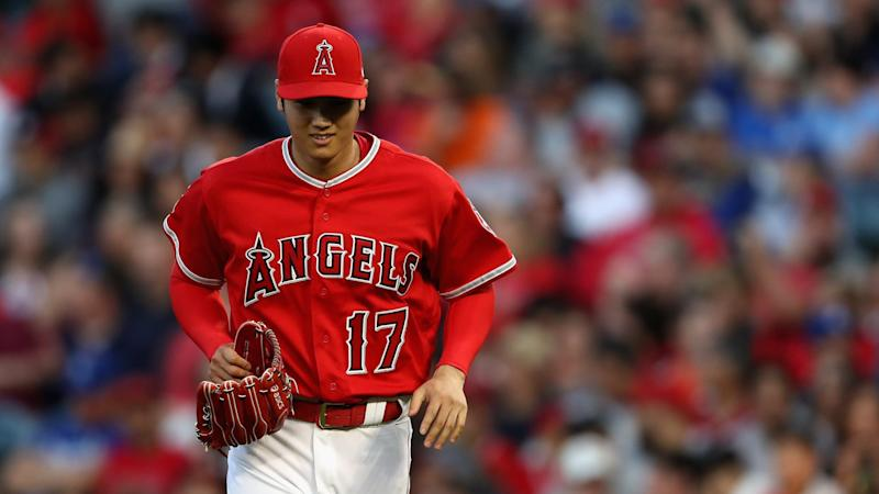 With Shohei Ohtani's status up in the air, the Angels' momentum could be in trouble. (AP)